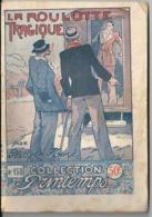 """Collection Printemps N°158 """"La Roulotte Tragique"""" Philippe Néré Années 30 - Aventura"""