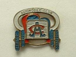 PIN'S AUTOMOBILE CLUB - Autres