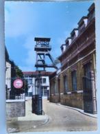 C. P. A. : 62 HENIN LIETARD : La Fosse 2 Bis, Timbre En 1964 - France