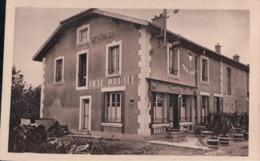 MONTFAUCON Café Du Commerce Maison AVILEZ-COTTIER BIERE TOURTEL DE TANTONVILLE - France