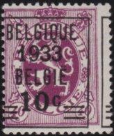 Belgie    .    OBP   .  375  .  **  .    Postfris ZONDER  Charnier    .  / .  Neuf SANS  Charniere - Belgique