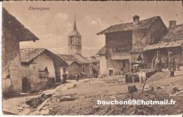 Suisse - Valais - Chermignon Chevre Ziege Goat - VS Valais