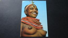 Kenia - Samburu Girl - Look Scans - Kenia