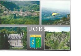 63 JOB Cpm Multivues - Frankreich