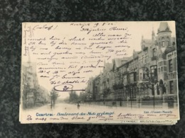 Kortrijk - Courtrai - Boulevard Du Midi Prolongé 1902 - Edit. Fossati-Mussely - Kortrijk