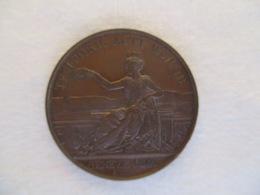 Suisse: Genève Médaille En Hommage Aux Syndics Et Aux Conseillers D'état 1814 - 1842 - Royaux / De Noblesse