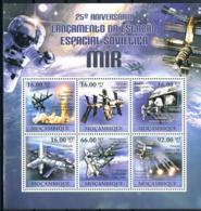 Bloc Sheet Espace Space  Mir Neuf MNH ** Mozambique Mocambique Moçambique 2011 - Espace