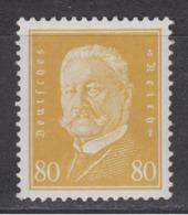 DEUTSCHES REICH 1928 - Michel 437 POSTFRISCH MNH** - Germania