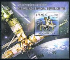 Bloc Sheet Espace Space  Mir Neuf MNH ** Mozambique Mocambique Moçambique 2011 - Space