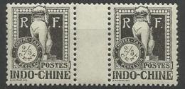 Indochine - Taxe N° 31 Avec Pont - Impuestos