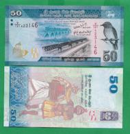 SRI LANKA - 50 RUPEES - 2010 - UNC - Sri Lanka