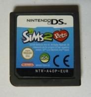 JEU NINTENDO DS - THE SIMS 2 PETS - Nintendo Game Boy