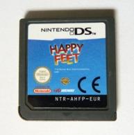 JEU NINTENDO DS - HAPPY FEET - Nintendo Game Boy