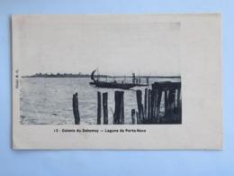 C. P. A. : BENIN, Colonie Du Dahomey : Lagune De PORTO NOVO - Benin