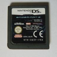 JEU NINTENDO DS - SPIDERMAN 3 - Nintendo Game Boy