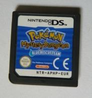 JEU NINTENDO DS - POKEMON MYSTERY DUNGEON BLUE RESCUE TEAM - Nintendo Game Boy