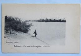 C. P. A. : BENIN, Dahomey : Une Vue Sur La Lagune à COTONOU - Benin