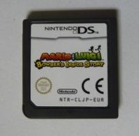 JEU NINTENDO DS - MARIO & LUIGI BOWSER'S INSIDE STORY - Nintendo Game Boy