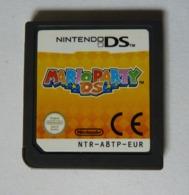 JEU NINTENDO DS - MARIO PARTY DS - Nintendo Game Boy