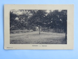 C. P. A. : BENIN, Dahomey : DANGBO - Benin