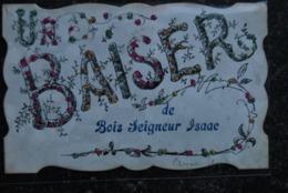 1786/ Un Baiser De BOIS SEIGNEUR ISAAC- Braine L'Alleud - Souvenir De...