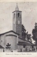 Svizzera - Suisse - Schweiz - Zwitzerland - Ticino - Morbio Inferiore   - La Chiesa Di S. Giorgio   - Bella Animata - TI Ticino