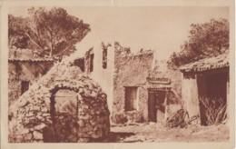 """Barres De Saint-Esprit 13 - Vestiges Village D'Aubignane - Boulangerie Reconstruite Par Marcel Pagnol - Film """"Regains"""" - Autres"""
