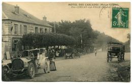 Hôtel Des Cascades Près CERNAY LA VILLE Animée - Cernay-la-Ville