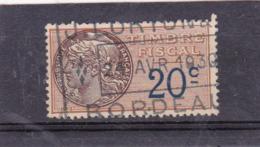 T.F.S.U N°7 - Revenue Stamps