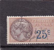 T.F.S.U N°9 - Revenue Stamps