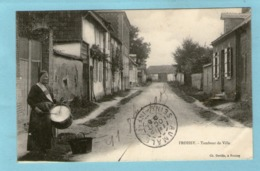 FROISSY - Tambour De Ville  - 1905 - - Froissy