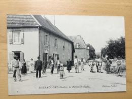 CPA SOMBACOURT BUREAU DE POSTE - France