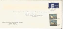 IRLANDA CC KEVIN BARRY LITERATURA VELA VELERO SAIL - 1949-... Republic Of Ireland