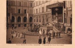[78] Yvelines > Versailles Ecole Sainte Genevieve Procession Du Saint Sacrement - Versailles