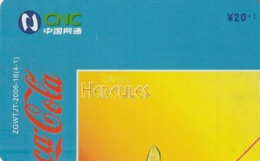 CHINA. DISNEY - HERCULES. ZGWTJT-2006-16(4-1). (158). - Rompecabezas