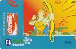 CHINA. DISNEY - HERCULES. ZGWTJT-2006-16(4-3). (159). - Rompecabezas