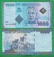 TANZANIA - 1000 SHILLINGS – 2015 - UNC - Tansania