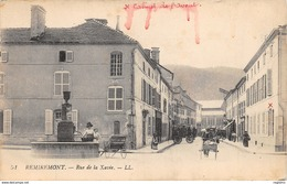 88-REMIREMONT-N°378-F/0133 - Remiremont