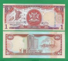 TRINIDAD TOBAGO  – 1 DOLLARS - 2006 - UNC - Trinidad En Tobago
