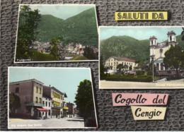 Veneto - Vicenza - Saluti Da Cogollo Del Cengio - Vedutine - - Vicenza