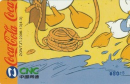 CHINA. DISNEY - PATO DONALD - DUCK DONALD. ZGWTJT-2006-13(4-3). (157). - Rompecabezas