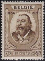 Belgie    .    OBP   .  385    .    **  .    Postfris ZONDER  Charnier    .  / .  Neuf SANS  Charniere - Belgique
