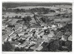 MONTIERS SUR SAULX - Vue Aérienne, La Place Et L'Eglise - Montiers Sur Saulx