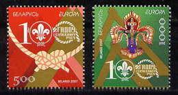Weissrussland / Belarus / Biélorussie 2007 Satz/set EUROPA ** - 2007