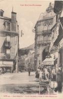 CPA - France - (65) Hautes Pyrénées - Cauterets - Place Maréchal-foch Et Rue Richelieu - Cauterets