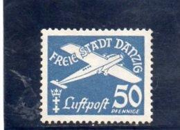 DANTZIG 1938-9 * - Danzig