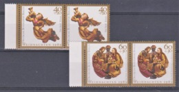 Duitsland Berlin 1989 Nr 819/20 **, Lot Krt 4120 - Sammlungen (ohne Album)