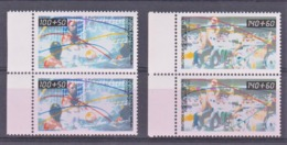 Duitsland Berlin 1990 Nr 825/26 **, Lot Krt 4121 - Sammlungen (ohne Album)