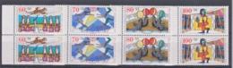 Duitsland Berlin 1989 Nr 799/802 **, Lot K974 - Sammlungen (ohne Album)