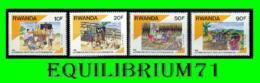 1384/1387** - Formation Par & Pour L'auto-organisation / Vorming Door En Voor Eigen Organisatie - RWANDA - Rwanda